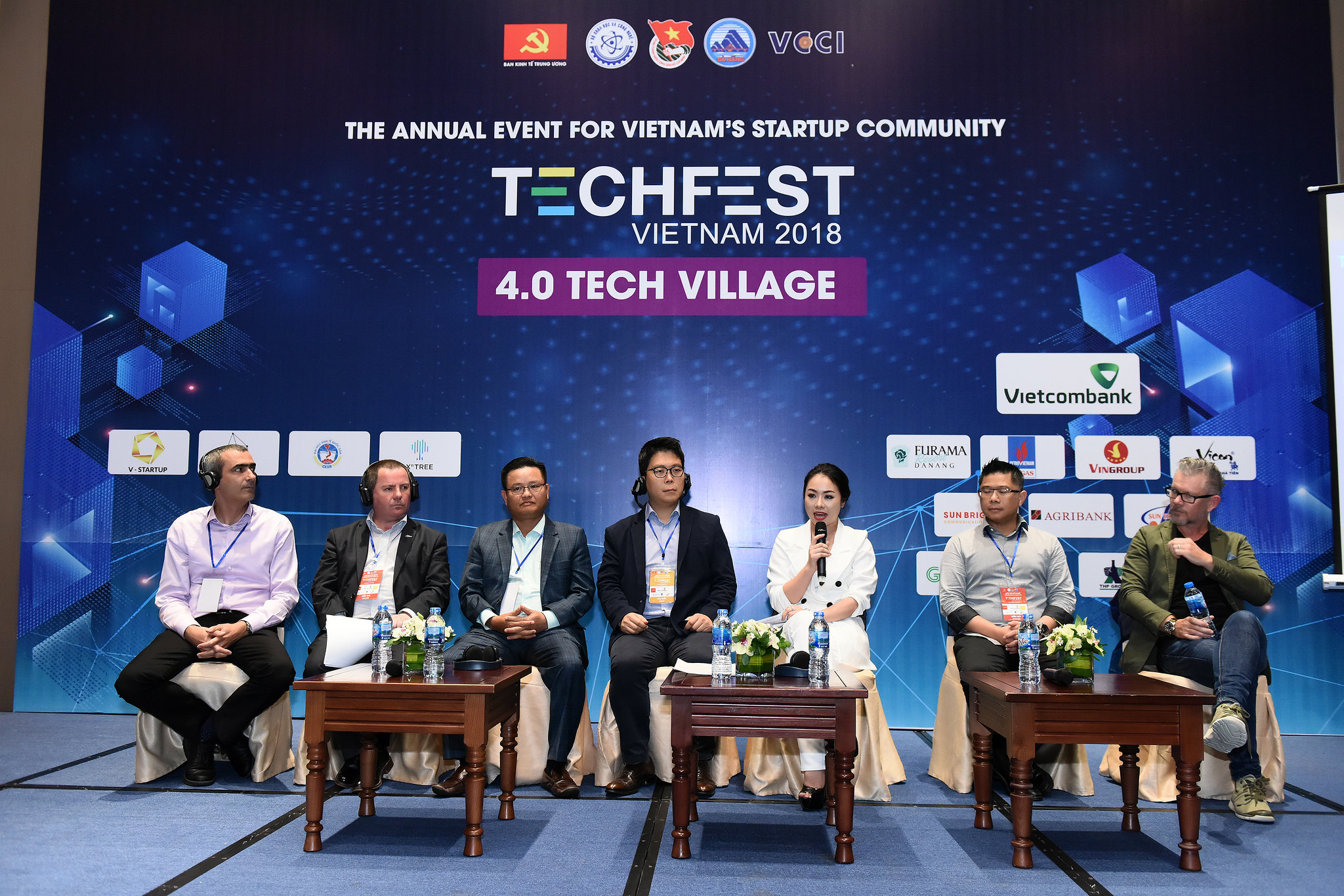 Toàn cảnh hội thảo thuộc làng công nghệ 4.0